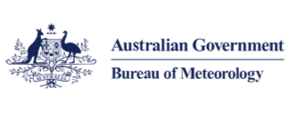 Logo of the Australian Government Bureau of Meteorology